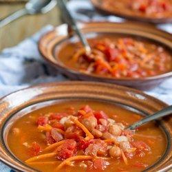 Three Bean Soup recipe