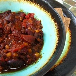 Nina's Texas Chili recipe