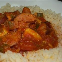 Chicken Jambalaya II recipe