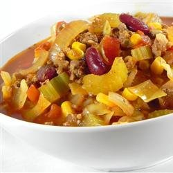 Diann's Chili Vegetable Soup recipe