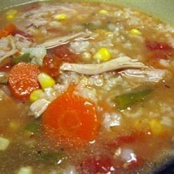 Slow Cooker Turkey Stew recipe
