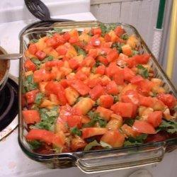 Ground Beef Enchiladas With Red Sauce recipe