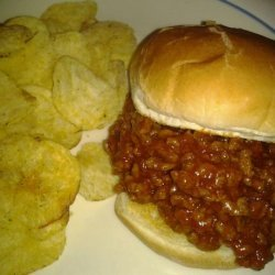 Sloppy Joe BBQ Mix recipe