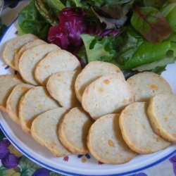 Blue  Cheese Wafers recipe