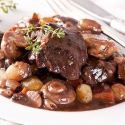 Classic Beef Bourguignon recipe