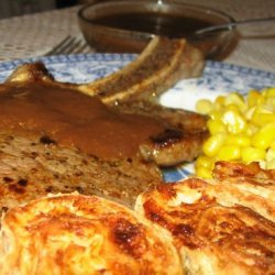 Michael's Steak Sauce recipe