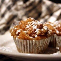 Bread Pudding Muffins recipe