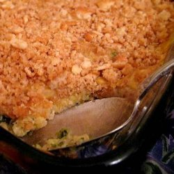 Rice & Broccoli Casserole recipe