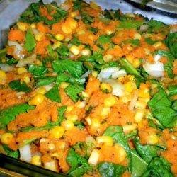 Cardamom Mashed Sweet Potatoes recipe
