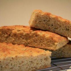 Potato Rosemary Focaccia ( Focaccia Con Patate E Rosmarino ) recipe