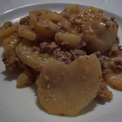 Easy Beef and Potatoes recipe