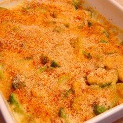 Brussels Sprouts Au Gratin recipe