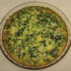 Florentine Quiche recipe