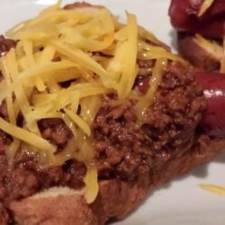 Coney Island Chili Dog Sauce recipe