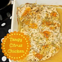 Tangy Citrus Chicken recipe