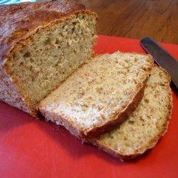 Almond Cracked Wheat Bread (Abm) recipe