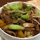 Stir Fry Chilli Beef in Oyster Sauce recipe