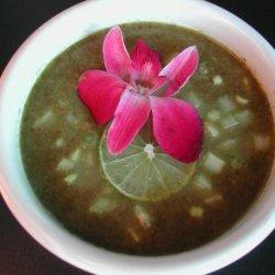Gazpacho Verde recipe