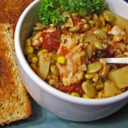 Tilapia Hot Pot recipe