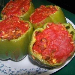 Stuffed Peppers (Ww) recipe