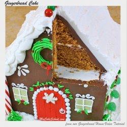 Gingerbread Cake Mix recipe