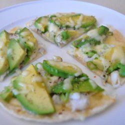 Crab and Avocado Quesadilla recipe