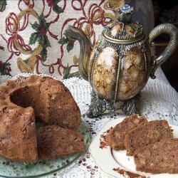 Applesauce Whole Wheat Cake recipe