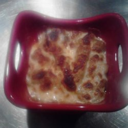 T. G. I. Friday's French Onion Soup recipe