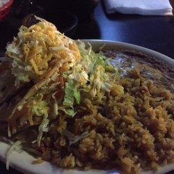 Taco Appetizer Platter recipe