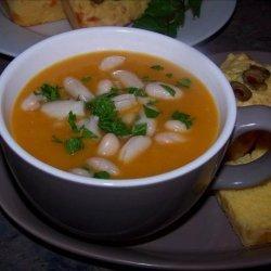 Pumpkin and Leek Soup - No Dairy recipe