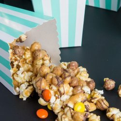 Peanut Butter Popcorn Crunch recipe