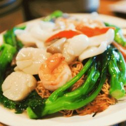 Lake Tung Ting Shrimp recipe