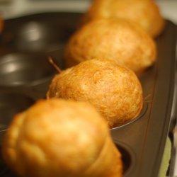 Parmesan Popovers recipe