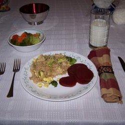 Chicken Fried Rice II recipe