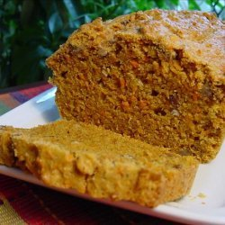 Carrot Nut Bread recipe