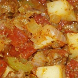 Copycat Laredo Taco Company's Picadillo recipe