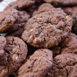 White Chip Chocolate Cookies My Way recipe