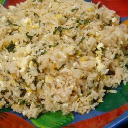 Feta and Mint Rice recipe
