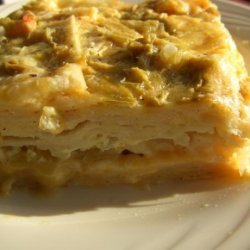 Chilaquile Casserole recipe