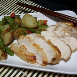 East Asian Style BBQ Chicken (Or Broil) recipe