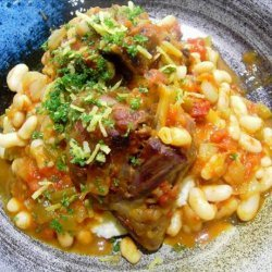 Lamb and White Bean Casserole recipe