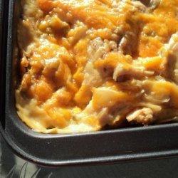 Mama's Chicken Enchilada Casserole recipe