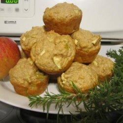 Apple Whole Wheat Muffins (King Arthur Flour) recipe