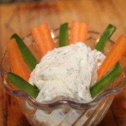 Garlic Cream Cheese Spread recipe