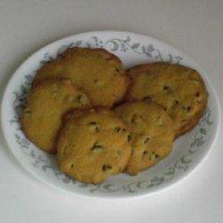 Tender & Crispy Chocolate Chip Cookies recipe