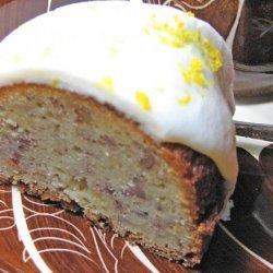 Sour Cream Lemon Pound Cake recipe