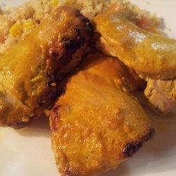 Tandoori Chicken Thighs II recipe