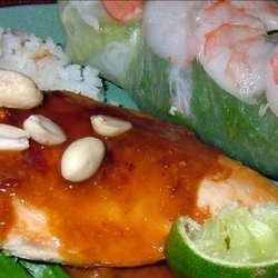 Lime Chicken and Thai Fish Sauce recipe