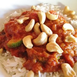 Curried Squash and Basmati Rice recipe