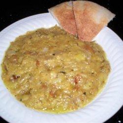 Middle Eastern Warm Zucchini Dip recipe
